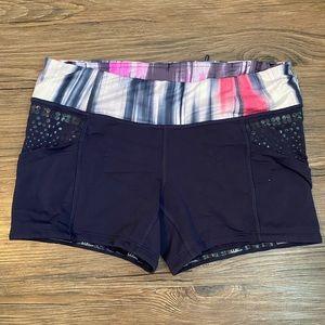 Lululemon Short Shorts